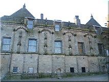 NS7894 : James V's Palace, Stirling Castle by kim traynor