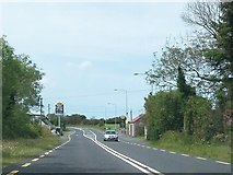 G6645 : Approaching Henry's Carvery on the N15 at Cashelgarren by Eric Jones