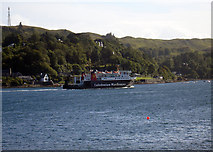 NM8529 : Lord of the Isles Leaving Oban by Rob Newman