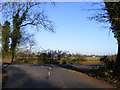 TM2570 : Tannington Long Road by Adrian Cable