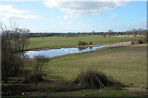SO8843 : Croome Park in 2005 by Philip Halling
