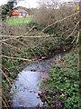 SP0180 : Merritt's Brook   From Merritts Hill Northfield by Roy Hughes