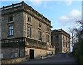 SK5639 : Nottingham Castle, West Façade by Alan Murray-Rust