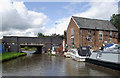 SJ6874 : Trent and Mersey Canal near Lostock Gralam, Cheshire by Roger  Kidd