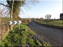 H4259 : Tonnagh Road, Syonee by Kenneth  Allen
