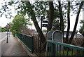 TQ5946 : Wealdway off Cannon Lane by N Chadwick