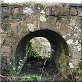 NS4275 : Old bridge (detail) by Lairich Rig