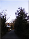 TM3569 : Mill Hill, Peasenhall by Geographer