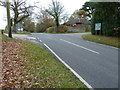 TQ1235 : Gatehouse at entrance to Honeywood House by Dave Spicer