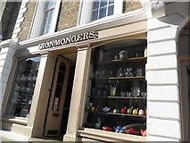 TQ9220 : 'Ironmongers', High Street, Rye by nick macneill
