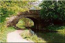 SK3056 : Bridge over Canal Cromford by John Jennings