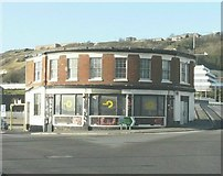 TR3140 : Golden Arrow Truckers Diner, Lord Warden Square, Dover by John Baker