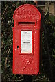 SO4901 : Victorian letterbox by Philip Halling