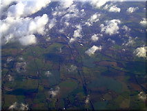 SP4476 : Rugby from the air by Thomas Nugent
