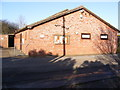TM2480 : Weybread Village Hall by Adrian Cable