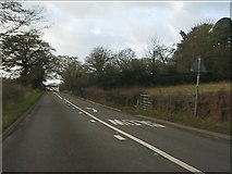 SJ7638 : A51 east of Blackbrook by Peter Whatley