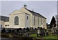 J3665 : Carryduff Presbyterian church (1) by Albert Bridge