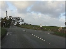 SJ7145 : Crossroads on the A51 by Peter Whatley