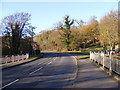 TM2482 : B1116 Harleston Road & Shotford Bridge by Adrian Cable