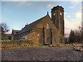 SD9704 : Lydgate, St Anne's Church by David Dixon