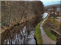 SD9904 : Huddersfield Narrow Canal, Frenches by David Dixon
