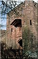 SJ5358 : Drawbridge and main entrance to Peckforton Castle by Jeff Buck