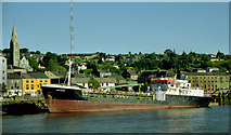 """S7127 : The """"Whithaven"""" at New Ross by Albert Bridge"""