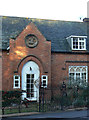SK5721 : Former school entrance by Alan Murray-Rust