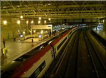 NY4055 : Carlisle station by Neil Owen