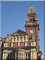 SP3165 : Clocktower, Leamington Town Hall by Robin Stott