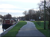 SE3629 : Track beside Aire and Calder Navigation by JThomas