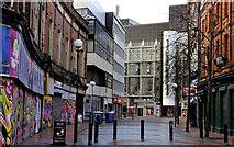 J3374 : Lower Garfield Street, Belfast (2011) by Albert Bridge