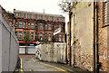 J3374 : The Gaiety Entry, Belfast (2) by Albert Bridge