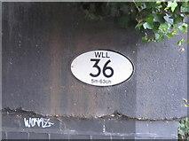 TQ2282 : Bridge 7d Paddington Arm is West London Line bridge 36 by David Hawgood