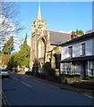 SO2914 : Grade II listed Whitefield Presbyterian Church, Abergavenny by Jaggery