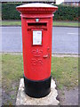 TM2245 : Fentons Way Postbox by Adrian Cable