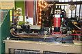 SK5339 : Nottingham Industrial Museum - steam turbine by Chris Allen
