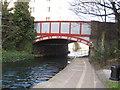 TQ2581 : Bridge 3 Paddington Arm - Harrow Road by David Hawgood