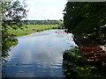 TM0533 : The River Stour at Dedham Bridge by Colin Park