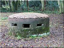 TF7636 : Norcon pillbox by Docking Hall by Evelyn Simak