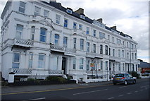 TR3752 : Seafront houses, Deal by N Chadwick