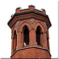 J3573 : Willowfield (CoI) parish church, Belfast (2) by Albert Bridge