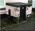 ST3490 : Private air raid shelter, Caerleon by Jaggery