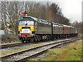 SD7916 : East Lancashire Railway Santa Special by David Dixon