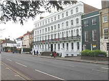TL4557 : Offices of the Open University, Cambridge by Derek Voller