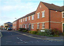 ST8558 : Brewery Walk, Trowbridge by Jaggery