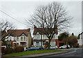 SO9096 : Housing in Westbourne Road, Penn, Wolverhampton by Roger  Kidd