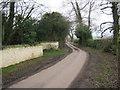 NZ2219 : Haughton Lane passing Denton Grange East Farm by peter robinson