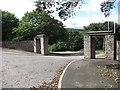 NJ6963 : Entrance to  the Macduff Distillery by Richard Webb