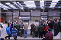 SO4742 : Sale ring, Hereford Livestock Market by Philip Halling